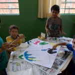 4-Thiago, Gustavo, Kauê e Guilherme
