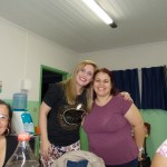 Profª Renata e Coordenadora Patrícia